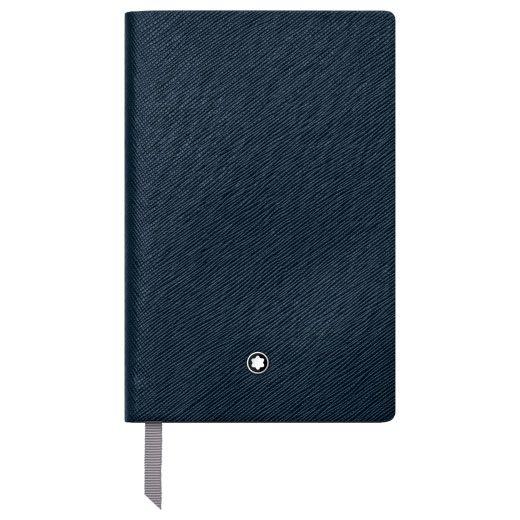 Montblanc Fine Stationery Lined Indigo A7 Notebook #148