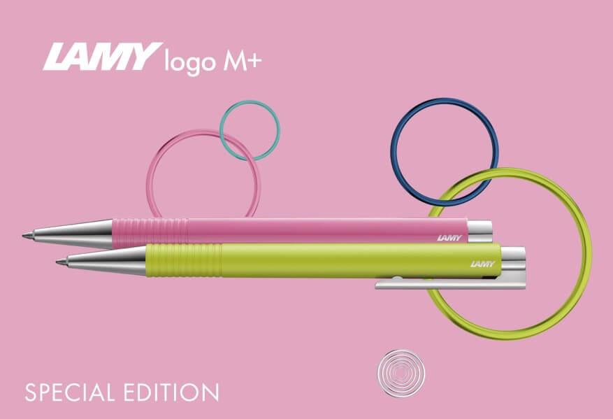 LAMY Logo M+ 2020 Special Edition