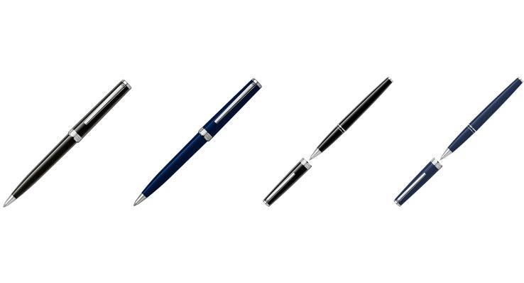 Montblanc Blue & Black PIX