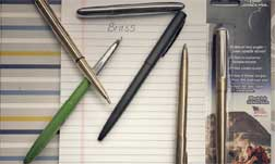 FISHER WRITING INSTRUMENTS
